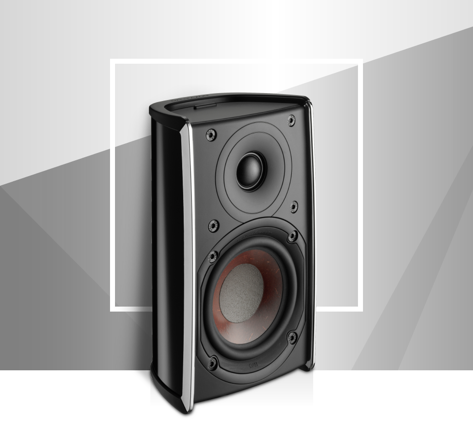 Dali Fazon Mikro True Hi Fi In A Very Small Package Subwoofers Will Consistent Power To Both Maximizing Your The Is