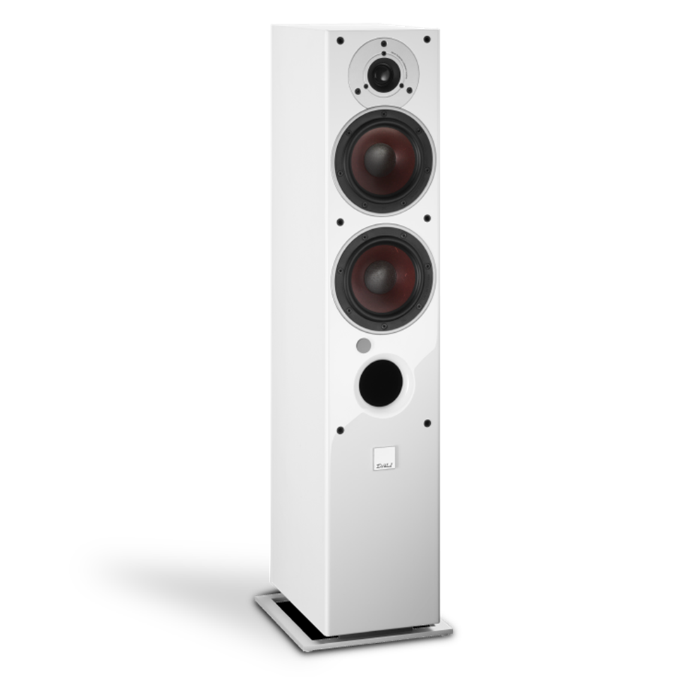 Active Hi-Fi speakers with incredibly rich sound by DALI