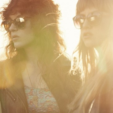 Deap Vally The DALI Music Room