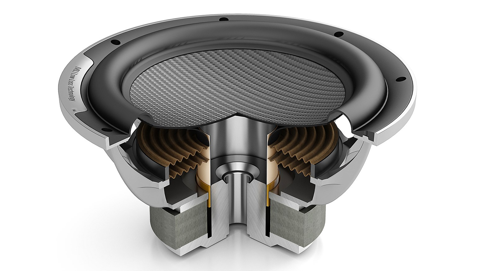 DALI SUB P-10 DSS - Subwoofer for high-end stereo and home