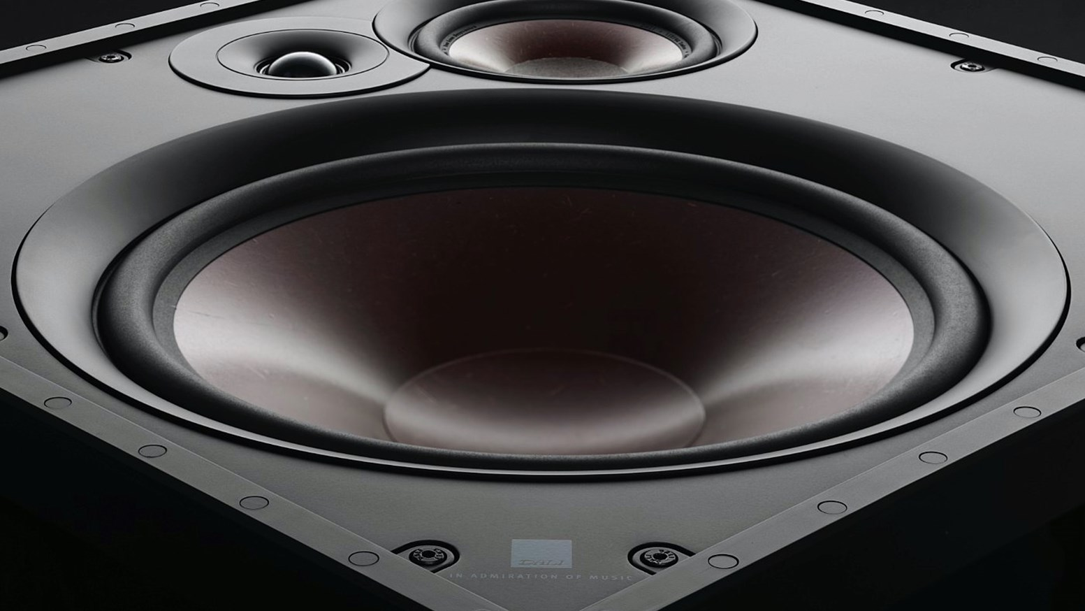 Dali Phantom H 120 In Wall Loudspeaker With True Power Coil Device And Speaker Using On Wiring Speakers Dual Voice Double Magnets Work The 25 Or 30 Mm Coils Together They Deliver A High Magnetic Flux Large Diameter Furthermore Helps Increase