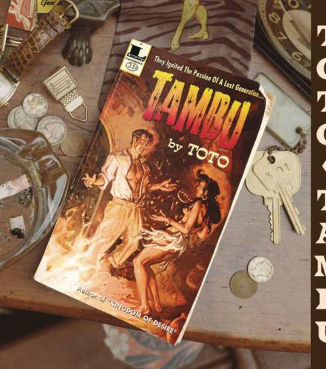 Toto - I Will Remember. The DALI CD vol. 2