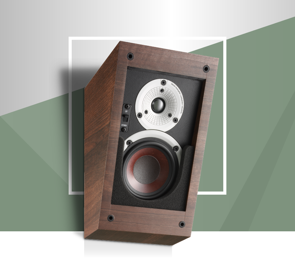 DALI ALTECO C-1   Compact up- & down-firing speaker for your