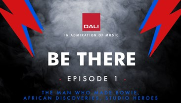 BE THERE podcast E01