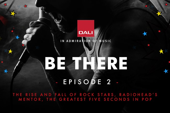 BE THERE podcast E02