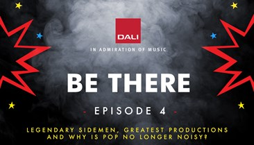 BE THERE podcast E04