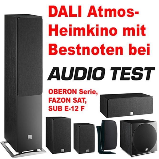 Teaser Oberon Atmos Audiotest