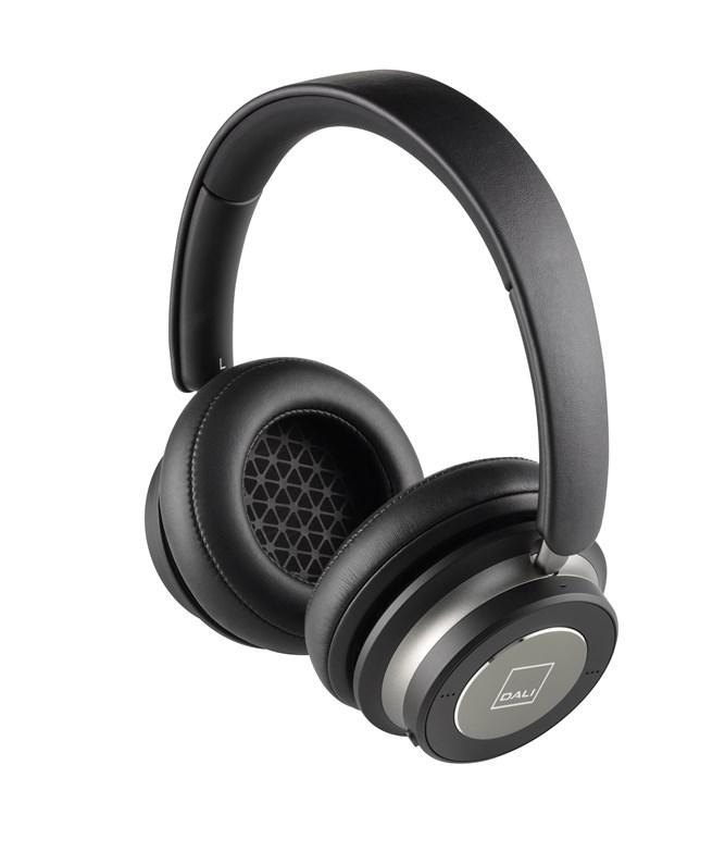DALI IO-6 headphones in Iron Black