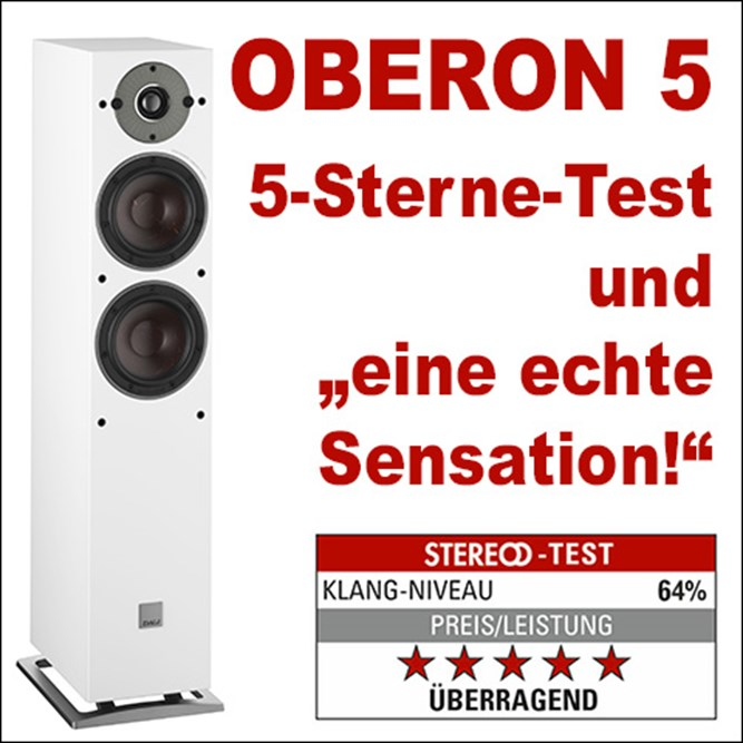 Teaser Oberon5 Stereo