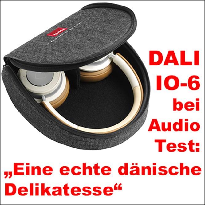 Teaser Io6 Audiotest