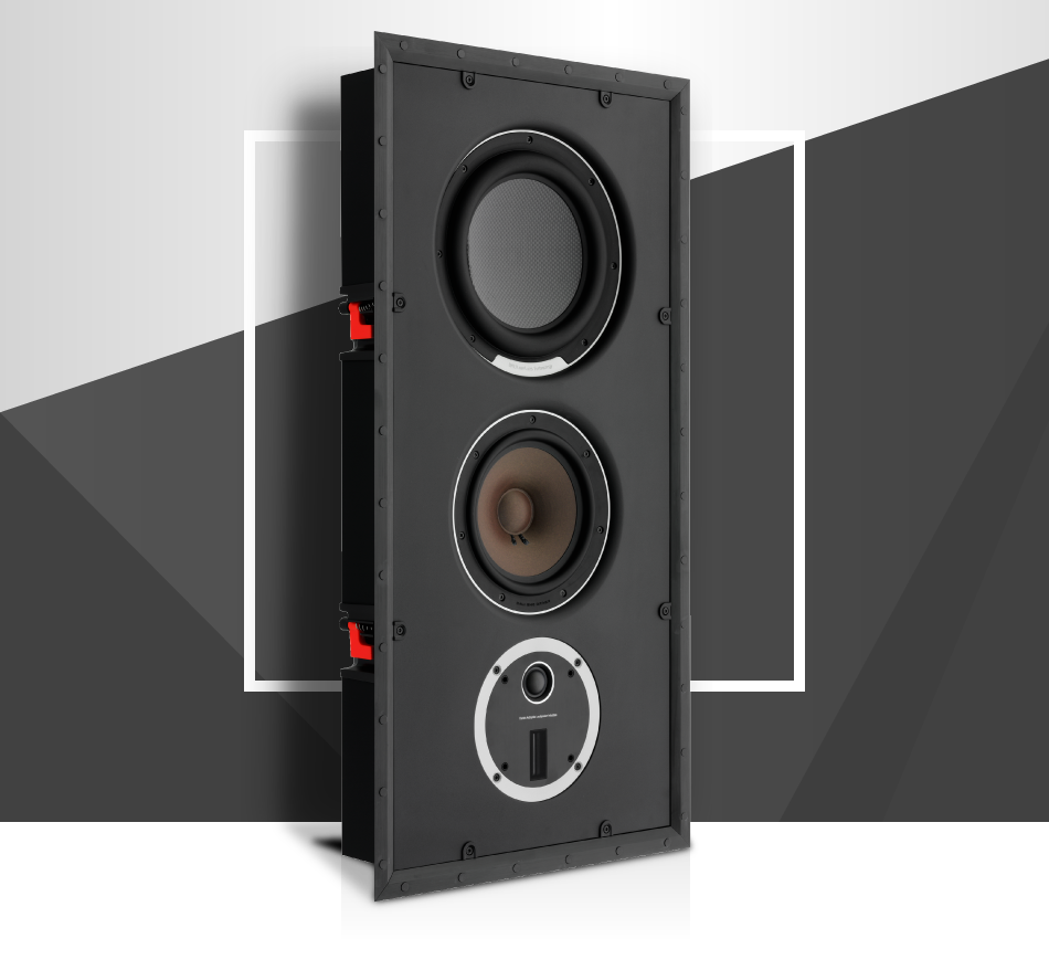 Dali Phantom Install Loudspeakers