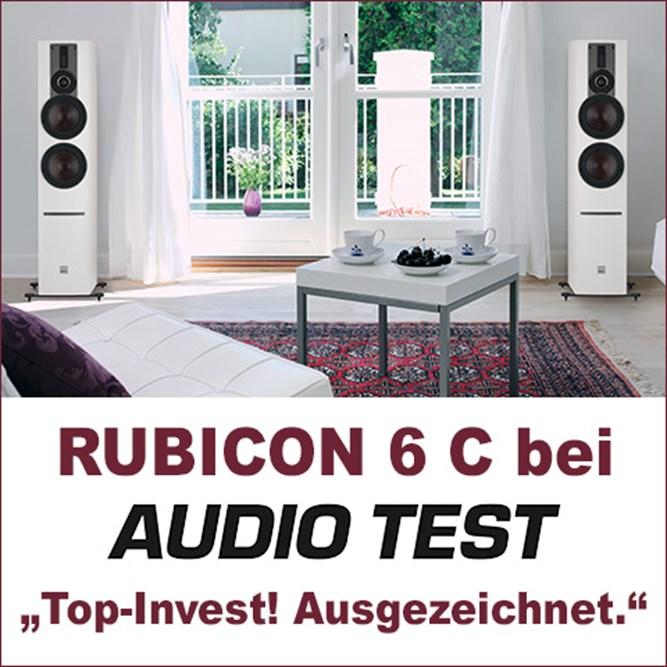 Teaser Rubicon6c Audiotest