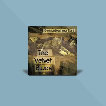 Dali Cd Velvet Blues Blue Square
