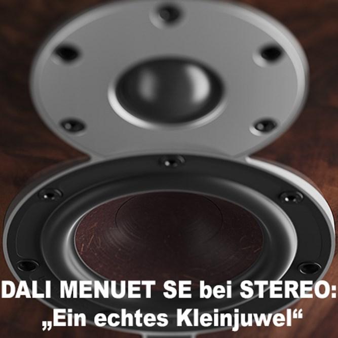 Teaser Menuetse Stereo