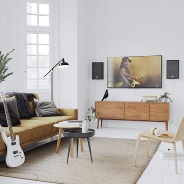 OBERON C On Wall Interior