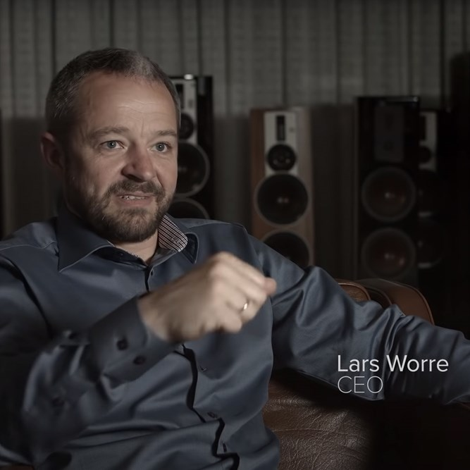 Lars Worre DALI CEO