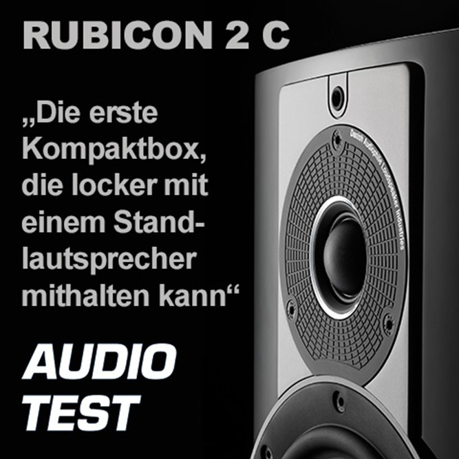 Teaser Rubicon2c Audiotest