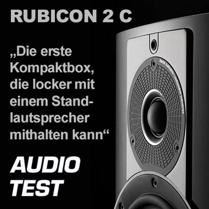 Teaser Rubicon2c Audiotest