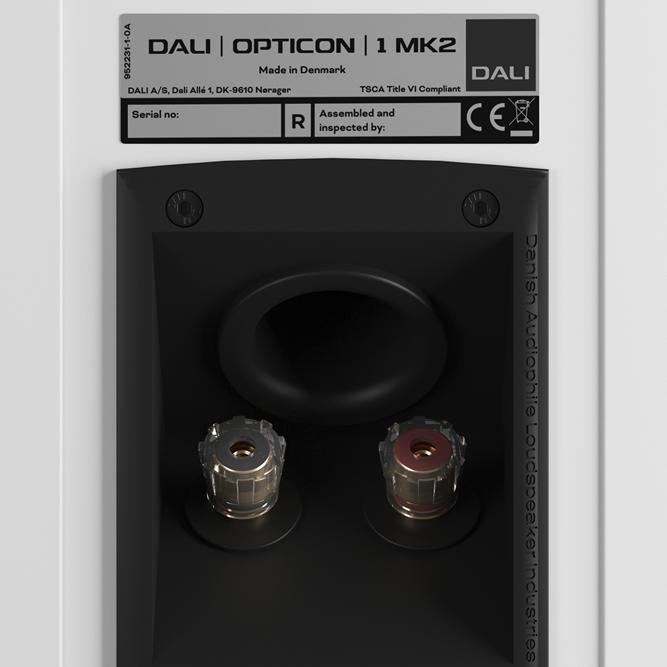 OPTICON 1 MK2 Bass Port