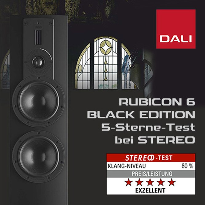 Teaser Rubicon6be Stereo