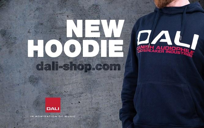 DALI Sweatshirt Hoodie Navy 1 Ad