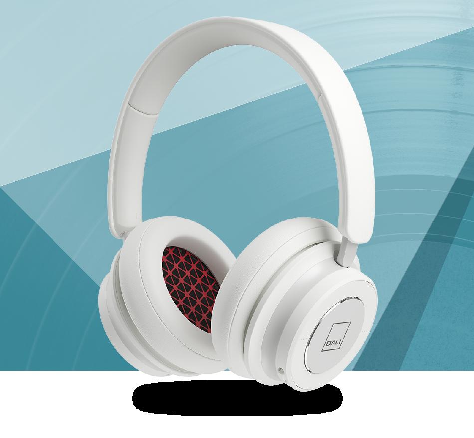Dali Io 4 Wireless Hi Fi Headphones With Epic Battery Life
