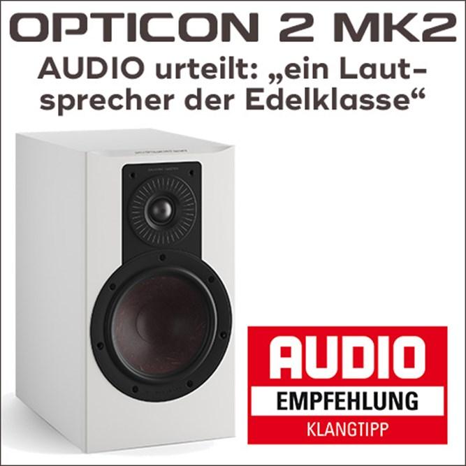Teaser Opticon2mk2 Audio