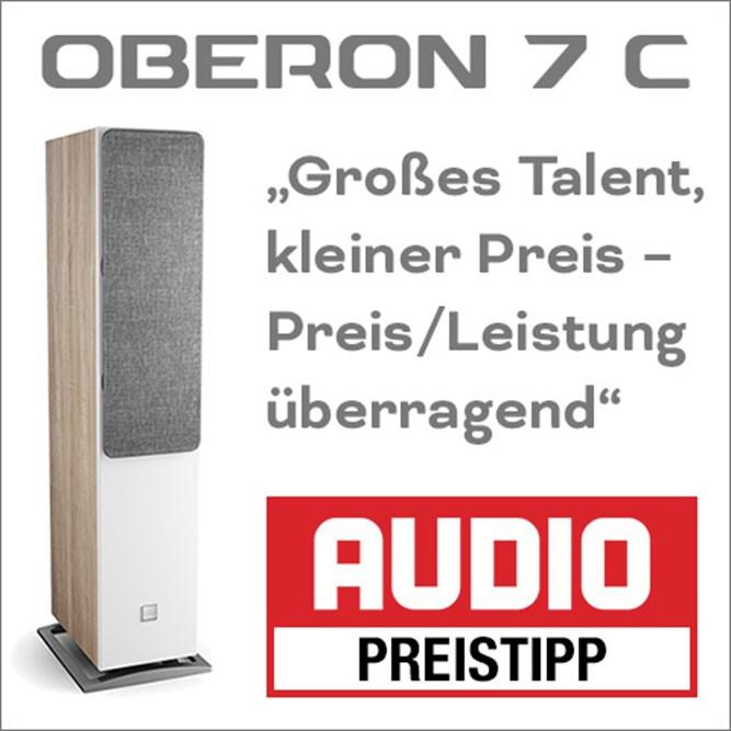 Teaser Oberon7c Audio