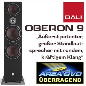 Teaser Oberon9 Areadvd