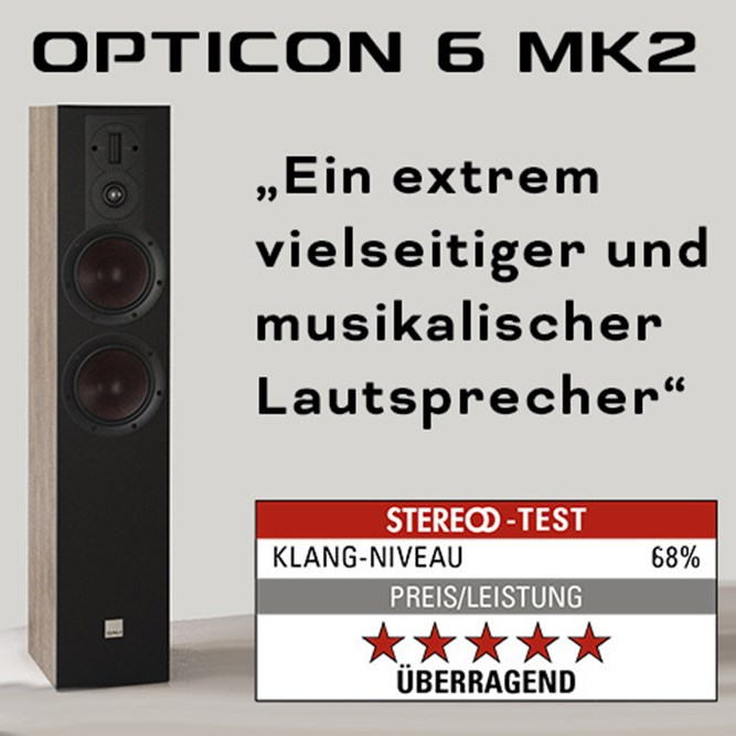 Teaser Opticon6mk2 Stereo