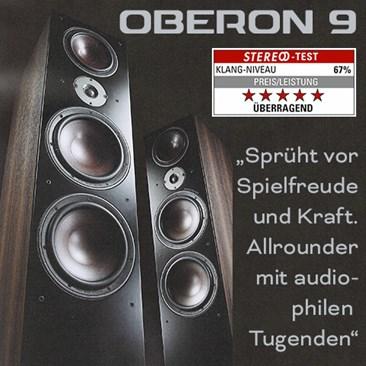 Teaser Oberon9 Stereo