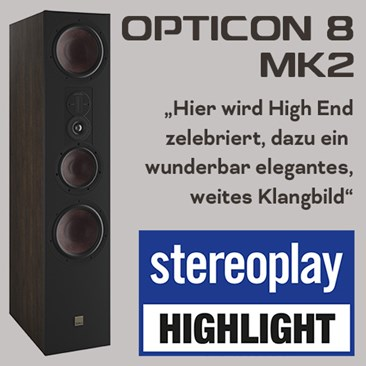 Teaser Opticon8mk2 Stereoplay