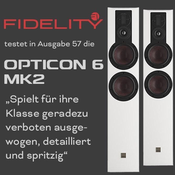 Teaser Opticon6mk2 Fidelity