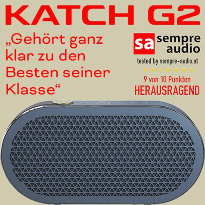 Teaser Katchg2 Sempreaudio