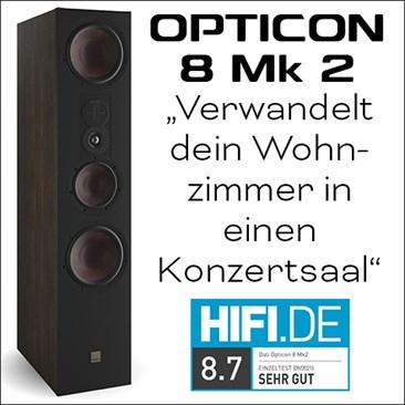 Teaser Opticon8mk2 Hifi De